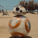 Star Wars: El despertar de la fuerza con nuevo robot