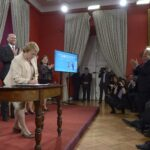 Ley de unión civil promulga presidenta Michelle Bachelet