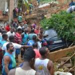 Brasil: deslizamientos dejan al menos 14 muertos y diez heridos