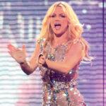 Britney Spears sufre lesión en concierto de Las Vegas