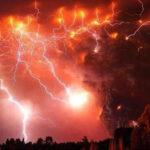 Volcán Cabulco: cenizas llegan a Buenos Aires y Mar del Plata
