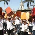 El VIII Festival del Cajón Peruano empieza en Lima