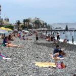 Callao: cierran playa Cantolao por derrame de petróleo