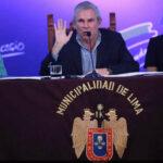 Luis Castañeda Lossio defiende obras y pide perdón por caos vehicular