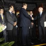 Expresidente Alan García ofrece respaldo democrático al premier Cateriano