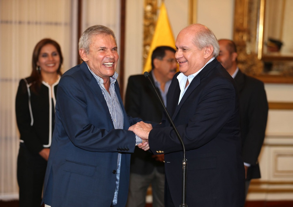 Luis Castañeda: diálogo político apunta a tener un país con futuro