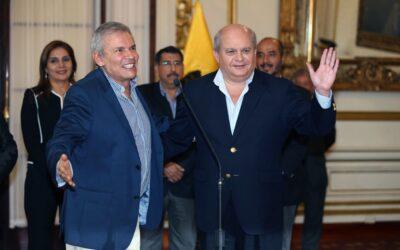 Pedro Cateriano: diálogo permitirá un mejor trabajo en favor de Lima