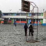 Áncash: cenizas cubren provincia de Nepeña