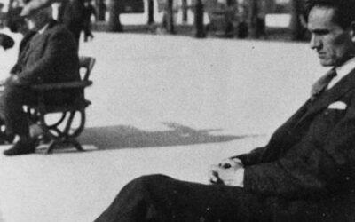 César Vallejo: el poeta falleció un día como hoy hace 77 años.