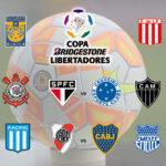 Copa Libertadores 2015: revisa los partidos de octavos de final