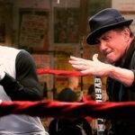 Creed: difunden primera imagen de Rocky con hijo de Apollo