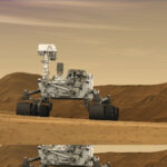 Marte: Robot Curiosity halla agua salada líquida
