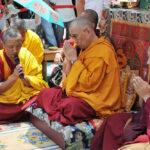 Monja se prende fuego para pedir regreso al Tíbet del Dalai Lama