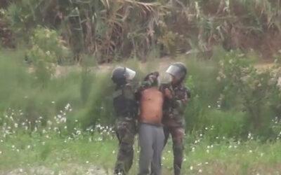 A través de un video colgado en YouTube se denuncia un presunto abuso policial contra pobladores de Islay, en Arequipa, quienes protestan en contra del proyecto minero Tía María.