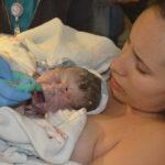 Bebé británico es el donante más joven del Reino Unido