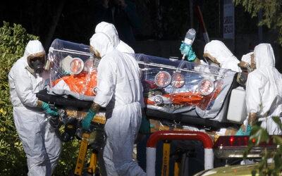 OMS: ébola aún es emergencia global de salud pública