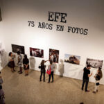 """""""Imágenes para palabras"""": Exposición de EFE sobre la lengua española"""