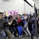 Brasil: enfrentamiento entremanifestantes y policías deja 150 heridos
