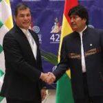 """Panamá: Rafael Correa y Evo Morales participarán en cumbre """"alternativa"""""""