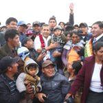 Ollanta Humala: invertiremos en política social así no les guste a algunos