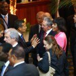 Ollanta Humala saluda reincorporación de Cuba a Cumbre de las Américas
