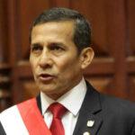 Presidente Ollanta Humala dirigirá mensaje a la Nación