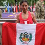 Inés Melchor: Congreso peruano rinde homenaje a atleta