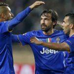 Juventus empata con Mónaco y clasifica a semifinales de Champions