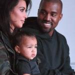 Kim Kardashian bautizó a su hija en Jerusalén