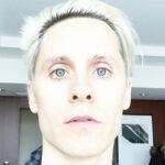 Jared Leto con nueva foto de su transformación en Guasón