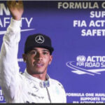 Fórmula 1: Lewis Hamilton gana el Gran Premio de China