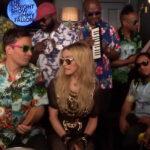 Madonna cantando con Jimmy Fallon es viral en YouTube (VIDEO)