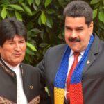 Cumbre de las Américas: Maduro y Morales plantean agenda paralela