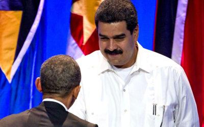 Maduro confirma encuentro con Barack Obama