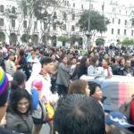 Miles marcharon por igualdad de derechos para homosexuales