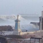Chile: cierran puertos en del norte por intensas marejadas