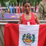 Inés Melchor: Congreso rinde homenaje a destacada atleta