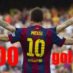Lionel Messi alcanza cifra histórica con Barcelona (VIDEO)