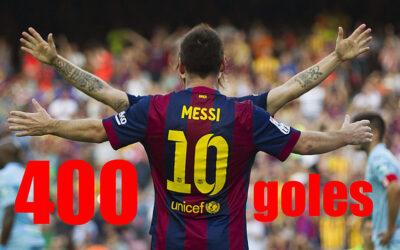Lionel Messi alcanza cifra histórica con Barcelona