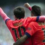Liga BBVA: Barcelona gana con tantos de Neymar y Messi