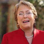 Chile: Michelle Bachelet frena caída y su aprobación sube al 24 %