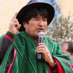 Evo Morales respetará fallo en causa marítima con Chile