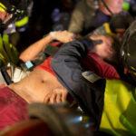 Terremoto en Nepal: rescatan a una mujer entre los escombros