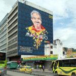 Gabriel García Márquez: artistas urbanos le rinden tributo