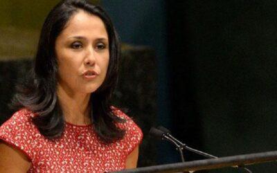 El premier Pedro Cateriano, señaló que las denuncias contra la primera dama, Nadine Heredia, por los aportes que recibió su partido, ya fueron indagadas por el Ministerio Público.