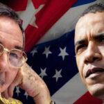 Barack Obama habló con Raúl Castro el miércoles