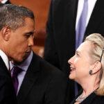 "Barack Obama: Hillary Clinton ""sería una excelente presidenta"""