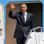 Obama llega para asistir a Cumbre y esperada reunión con Raúl Castro