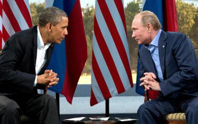 Time: Putin es más influyente que Barack Obama
