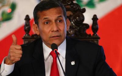 La popularidad del presidente Ollanta Humala Tasso subió a 27 por ciento en abril, arroja la encuesta nacional de Ipsos Perú, que revela, también, que la mayoría de peruanos respalda un voto de confianza del Congreso al Gabinete.